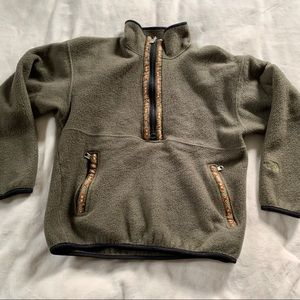 Vintage The North Face Fleece Pullover